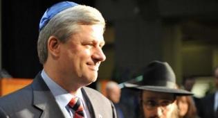 לצד ישראל. ראש ממשלת קנדה (צילום: כיכר השבת) - קנדה נלחמת באנטישמיות