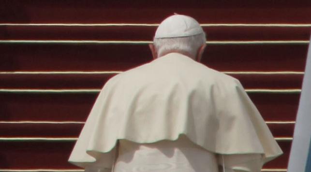 האפיפיור (צילום ארכיון: פלאש 90)