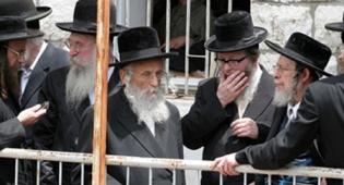 """גאב""""ד ירושלים הרב טוביה וייס (צילום: עזרא לנדא) - ניסיון אחרון: ברקת מבקש לפגוש הגאב""""ד"""
