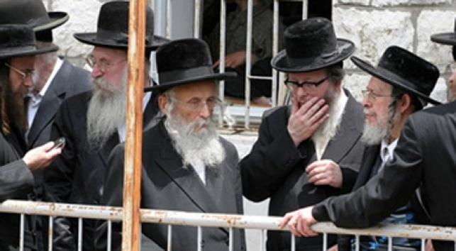 """גאב""""ד ירושלים הרב טוביה וייס (צילום: עזרא לנדא)"""