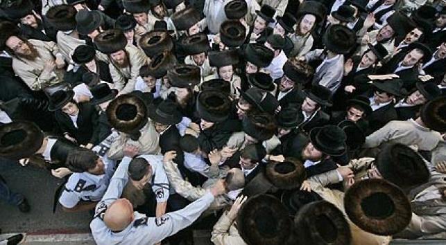 המהומות בירושלים, השבת (צילום: פלאש 90)