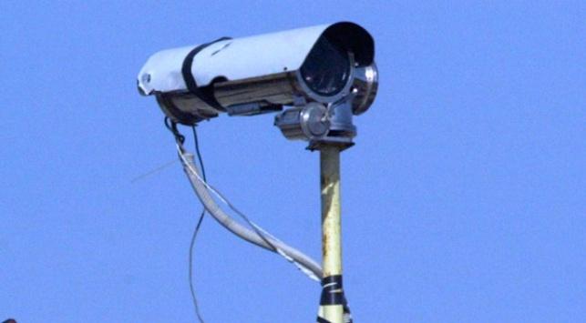 מצלמות אבטחה (צילום: פלאש 90)