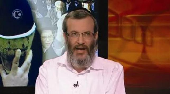 משה פרידמן באולפני ערוץ 10, הערב