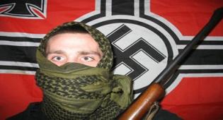 """לפוצץ בתי כנסת. חבר בקבוצה ניאו נאצית - גם בברזיל: נחשפה תוכנית לפוצץ ביכ""""נ"""