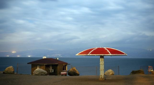 ים המלח (ארכיון: פלאש 90)