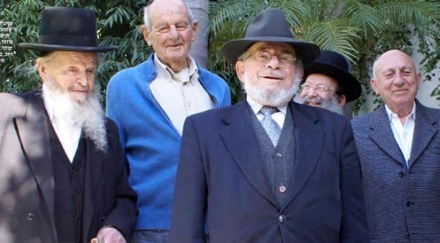 מימין: קאופמן, בניש, פרומר, מוקה לימון וריזל