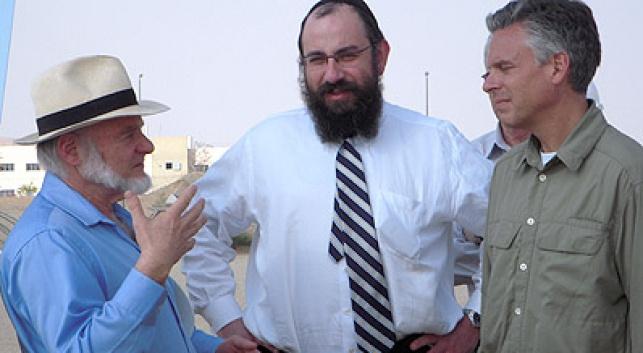 המושל והרב. צילום: כיכר השבת