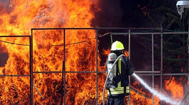 שריפה. צילום אילוסטרציה: פלאש 90