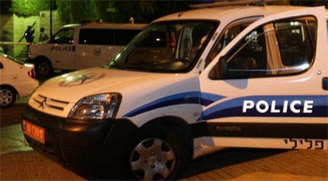משטרה בבירה, צילום: פלאש 90