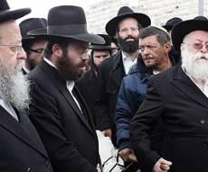 הרב שמעון רוזנברג. צילום: פלאש 90