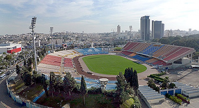 איצטדיון רמת גן. צילום: פלאש 90