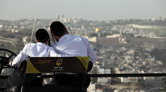 חרדים בירושלים. אילוסטרציה: פלאש 90