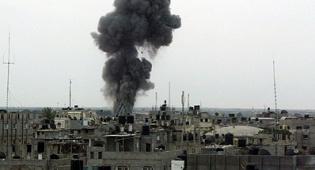 """הפעילות בביר זית. צילום: פלאש 90 - חייל צה""""ל נהרג בפעילות מבצעית ליד רמאללה"""