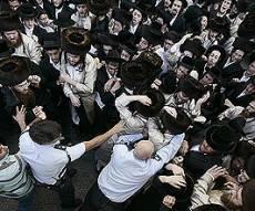 הפגנות השבת. צילום: פלאש 90
