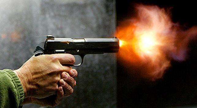 אקדח. צילום אילוסטרציה: פלאש 90