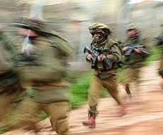 חיילים במבצע עפרת יצוקה. צילום: פלאש 90