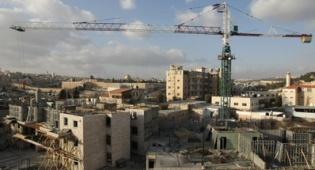 """רק בישראל. יציבות בנדל""""ן. צילום: פלאש 90"""