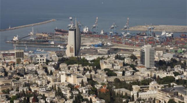 עיר יפה חיפה. צילום: פלאש 90
