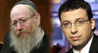 רביב דרוקר ויעקב ליצמן - הפרשן הבכיר יוצא להגנת יעקב ליצמן