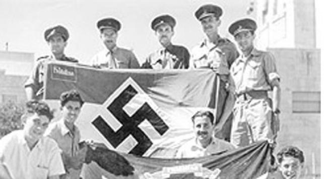 את זה החיילים מצאו בבתי  הטמפלרים במושבה הגרמנית