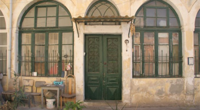 בית בנווה צדק. צילום: פלאש 90